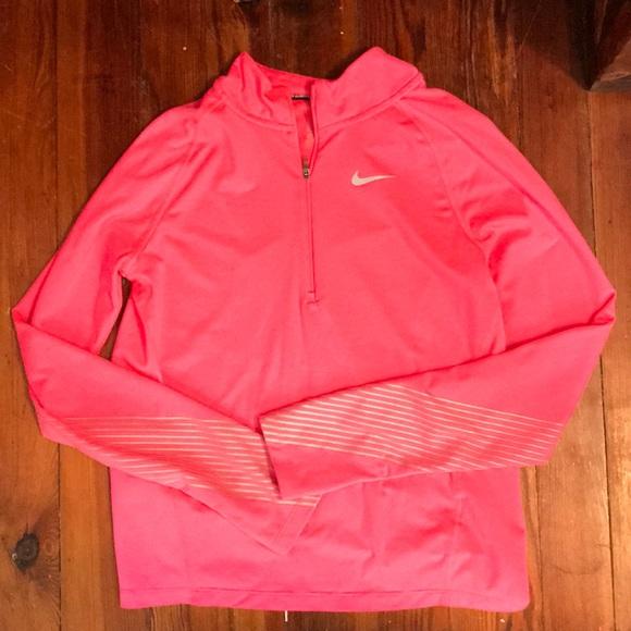 Nike Running Dry-Fit Half Zip Running Pullover